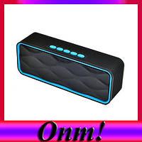 Музыкальная колонка Bluetooth XC-Z8 FM USB MicroSD! Лучший подарок