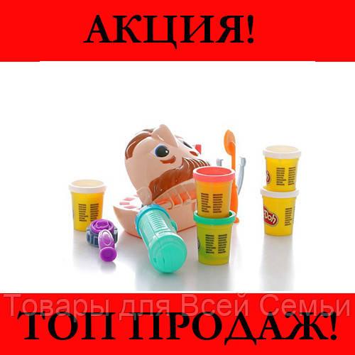 """Набор для лепки """"Play-Doh Мистер Зубастик"""""""