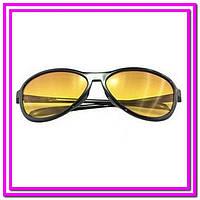 Солнцезащитные, антибликовые очки для спортсменов и водителей SMART VIEW ELITE - желтые! Лучший подарок