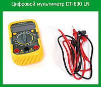 Цифровой мультиметр универсальный DT-830 LN! Лучший подарок