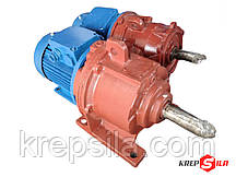 Мотор-редуктор 3МП-40 (3 ступени, 9 об/мин, АИР63В4)