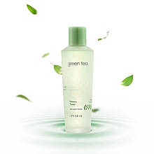 Увлажняющий тонер для лица с экстрактом зелёного чая It's Skin Green Tea WateryToner