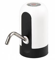 Помпа для воды электрическая HLV SS-304 для кулера White/Black