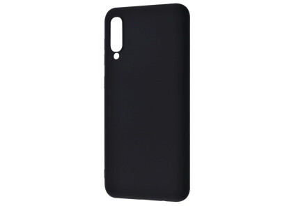 WAVE Colorful Case (TPU) Samsung Galaxy A30s/A50 (A307F/A505F) (black)