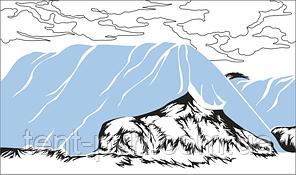 Тент Тарпаулин 8,0x10,0 м