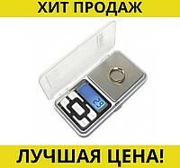Ювелирные электронные весы Pocket scale MH-500- Новинка! Купить