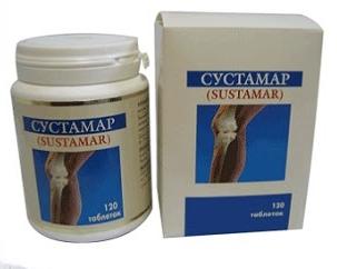 Sustamar (Сустамар)- капсулы для суставов