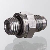 """Адаптер корпусный BSP1/4"""" - AGJ 9/16"""" 5190КШШ-04-06"""