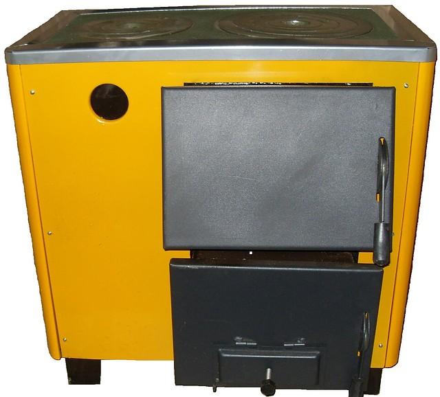 КОТВ-12,5П Котел-плита на 2 конфорки