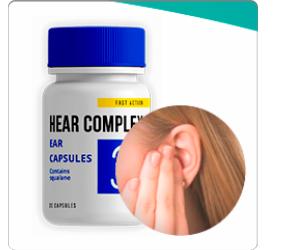 Hear Complex (Хеа Комплекс) - капсулы для улучшения слуха