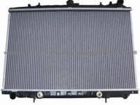 Радиатор Skoda Oktavia VW Cadi Golf Touran А-3 1.4-1.6 2.0 FSI 04->645*405 плоск 1K0121251E