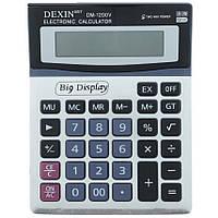 Калькулятор настольный Dexinbst DM-1200V 12-разрядный (190х145мм)