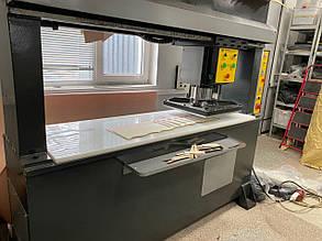 Пресс рубочный кареточного типа гидравлический SL2-300 (30 тонн)