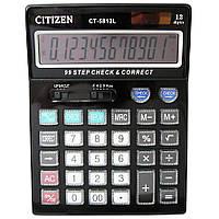 Калькулятор настольный СТ 5812L 12-разрядный (197х148х45мм)