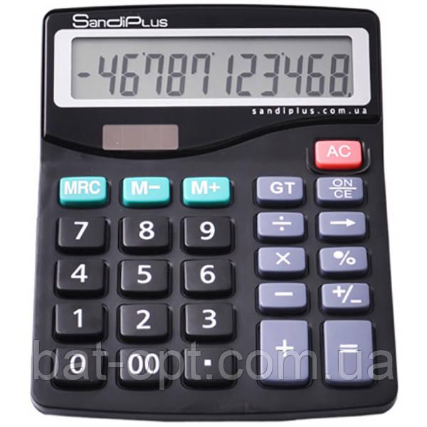 Калькулятор настольный  5812 12-разрядный (190х147х2,6мм)