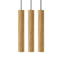 Деревянный подвесной светильник Umage Chimes Cluster 3 (6 Вт)
