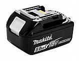 Makita Акумулятор Li-ion 18 5,0 Ah BL1850B, фото 2