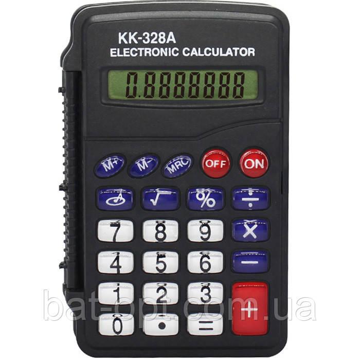 Калькулятор карманный Kenko 328/568 8-разрядный (97 х58 х12мм) copy