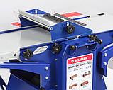 Станок Белмаш SDMR-2500 з рейсмусом + Пильний диск по дереву - 2шт!, фото 7