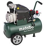 Компресор Metabo Basic 250-24 W, фото 2