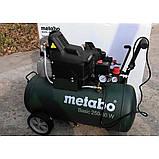 Компресор Metabo Basic 250-24 W, фото 3