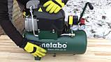 Компресор Metabo Basic 250-24 W, фото 6