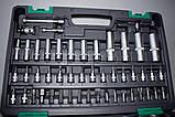 """Набор инструмента STELS 1/2"""", 1/4"""", CrV, пластиковый кейс 94 предм. (14106), фото 3"""