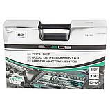 Набір ручного інструменту STELS CrV 82 пр 14105, фото 4