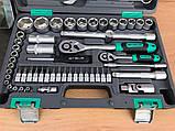Набір ручного інструменту STELS CrV 82 пр 14105, фото 5