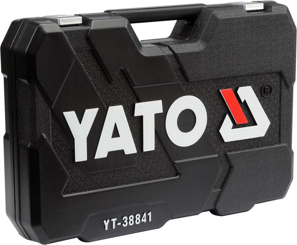 Набір ручного інструменту YATO 216 шт. YT-38841