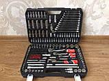 Набір ручного інструменту YATO 216 шт. YT-38841, фото 2