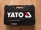 Набір ручного інструменту YATO 216 шт. YT-38841, фото 4