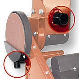 Станок шлифовальный Einhell TC-US 400 + Лента для точила Einhell TH-US 400 (3 шт.), фото 3