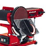 Станок шлифовальный Einhell TC-US 400 + Лента для точила Einhell TH-US 400 (3 шт.), фото 4