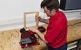 Станок шлифовальный Einhell TC-US 400 + Лента для точила Einhell TH-US 400 (3 шт.), фото 6