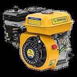 Двигун бензиновий Sadko GE-440 + в подарок масло 4Т!, фото 2