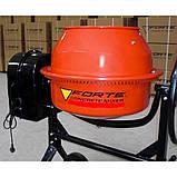 Бетонозмішувач Forte EW6140P 140 л, фото 3