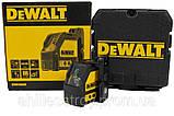Лазерний рівень DeWalt DW088K, фото 4