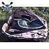 Надувная лодка Ладья ЛТ-270ВТБ двухместная гребная лодка пвх ТРАНЕЦ брызгоотбойник пол-книжка баллоны 37, фото 9