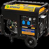 Генератор SADKO GPS-8500E ATS + масло 4T - 2шт., фото 2