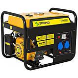 Генератор SADKO GPS-8500E ATS + масло 4T - 2шт., фото 3