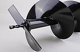 Шнек бурової (бур) на мотобур : 150 мм, фото 2