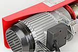 Тельфер Euro Craft HJ203 Польща 250/500 кг, фото 3