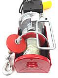 Тельфер Euro Craft HJ207 Польща 400/800 кг, фото 3