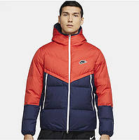 Мужской пуховик Nike Down-Fill Windrunner Jacket Shield CU4404-673 Оригинал