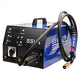 Зварювальний інвертор SSVA-270-P + маска хамелеон!, фото 2