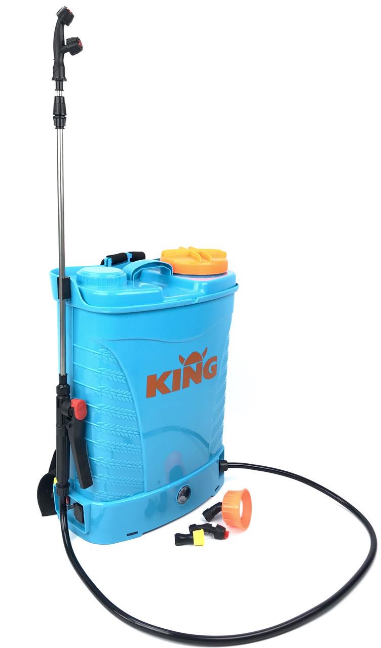 Обприскувач акумуляторний King Profi 12 А/г (AES16)
