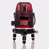 Лазерний рівень MAX MXNL03 50м + В комплекті штатив!, фото 2