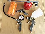 Набір пневмоінструментів MAX MXATK5 на 5 предметів, фото 2