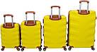 Набір дорожніх валіз Bonro Next 4 шт комплект, фото 4